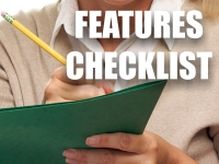 Features Checklist